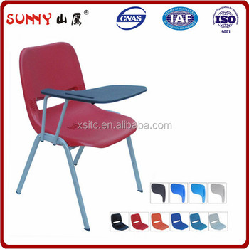 Kids Study Chair Reading Table Writing Pad Clroom Training Centre School Desk
