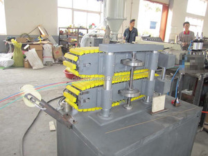 cable wrap pipe making machine Vacuum produce corrugated hose production line