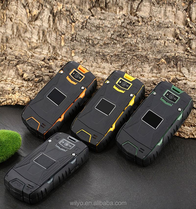Hot sale IP68 explosion-proof rugged waterproof cell phone and cheap cell phone