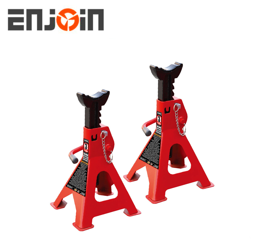 ENJOIN SUV 3 Ton Car lift jack stands ajustable jack stands