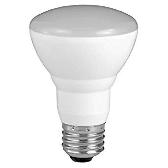 SYLVANIA Ultra 7-Watt (50W Equivalent) 2,700K R20 Medium Base (E-26) Soft White Dimmable Indoor LED Flood Light Bulb ENERGY STAR