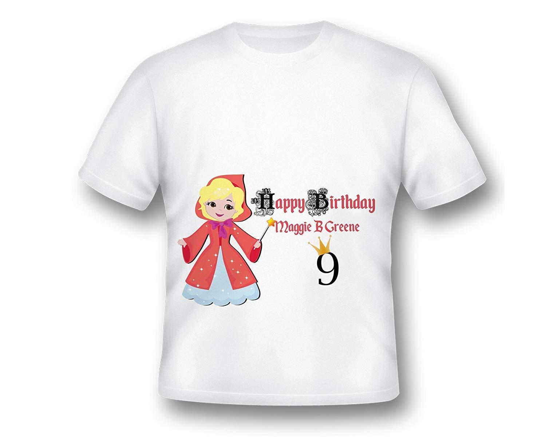 Custom Princess God Fairy Tee Shirt, Fairy Princess Birthday Tee Shirt, Custom Shirt, Girl TShirt, Princess Birthday, Princess Birthday Ideas
