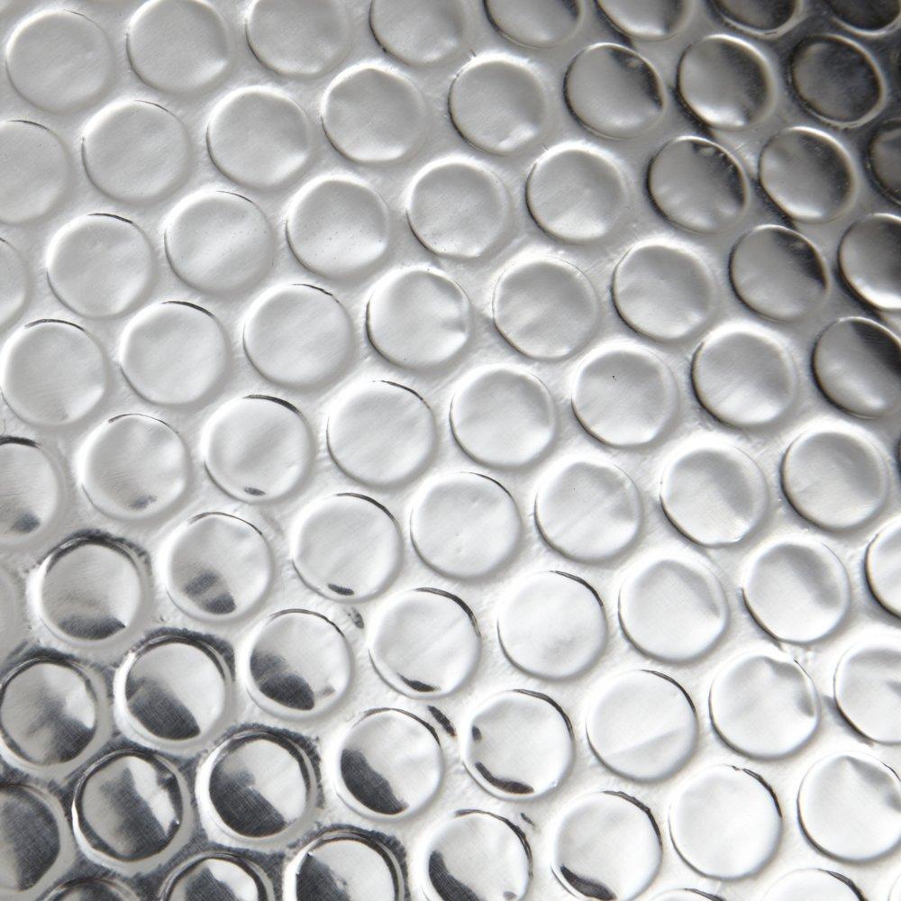 Alu Foil Bubble Underlay Single Sided Bubble Wrap Foil
