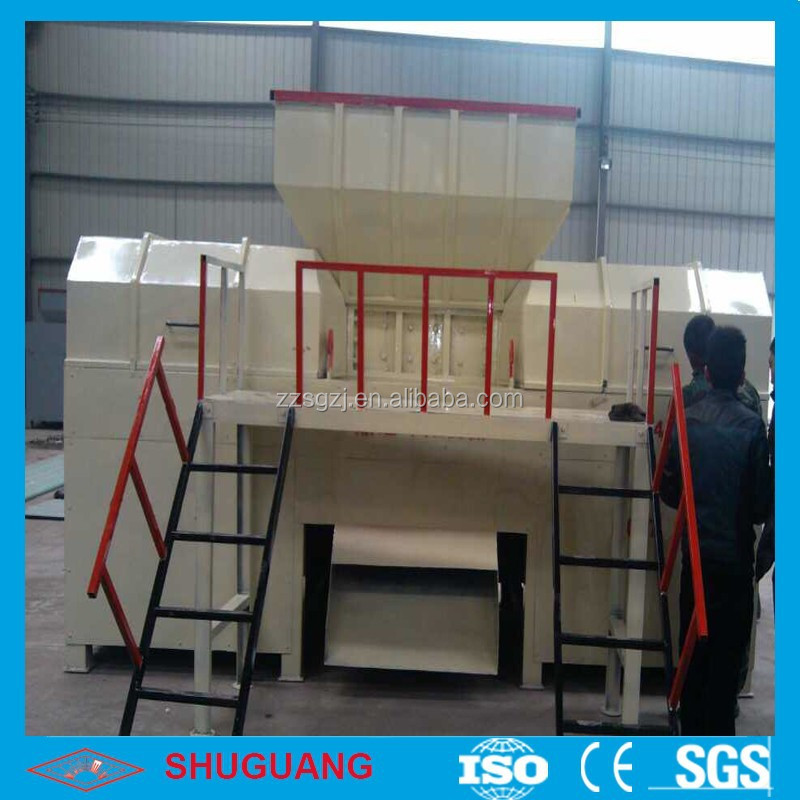 CE Approved High Yield Paint Bucket Crushing Plant