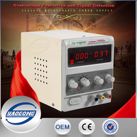 1502D+ iphone repair variable output 15v ac/dc regulated 220v power supply