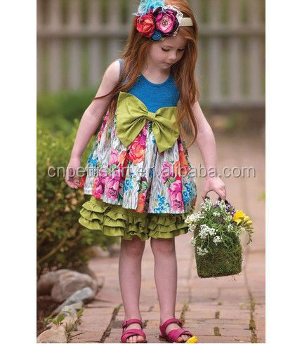 aa9bd7ea4 2015 New india green stripe casual Summer baby girls boutique clothing set wholesale  children's boutique clothing