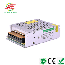Single Output P10 Led Module 12v Voltage Stabilizer 24vdc 120w Switching Power Supply