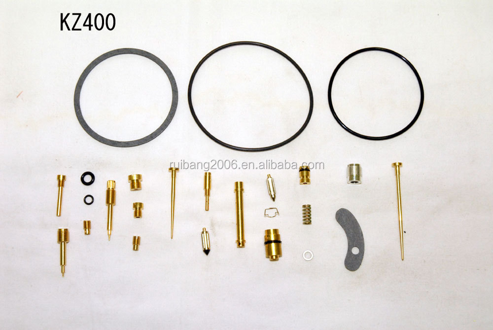 1977-1979 kawasaki kz400 kz 400 carburetor carbs CARB REPAIR REBUILD KITS