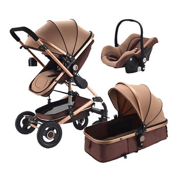 0-3 years old Age Group baby stroller