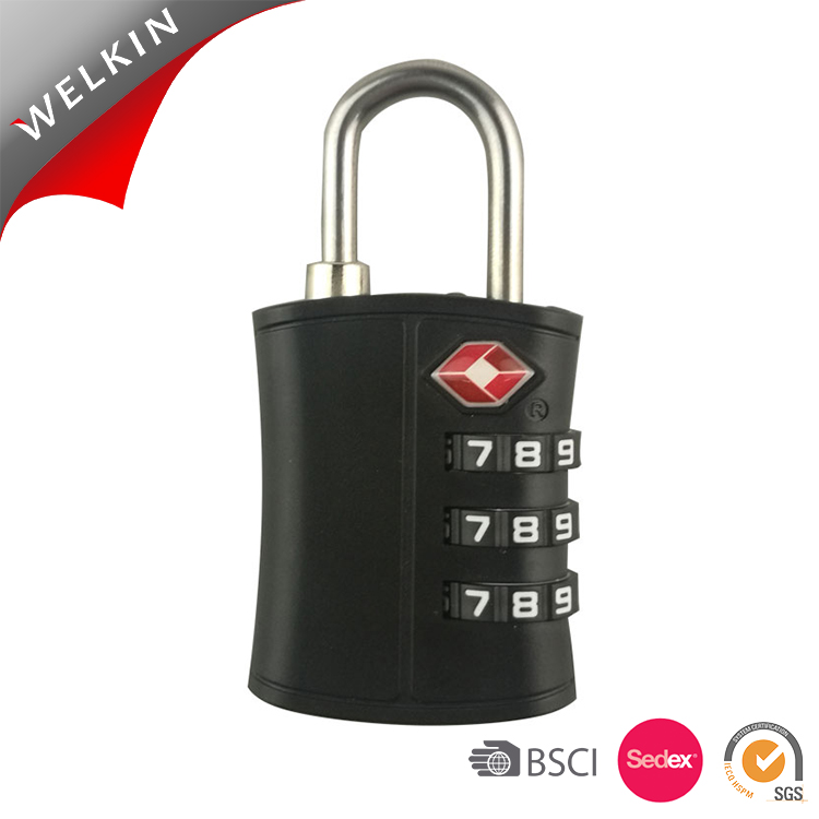 TAL-056 excellent quality low price cipher lock,luggage tags and lock