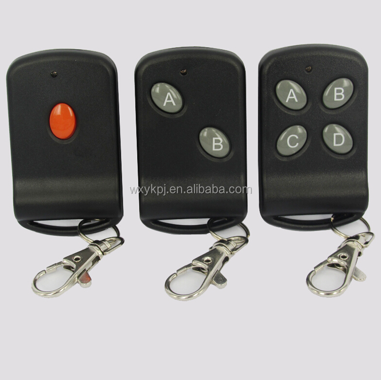 MultiCode 1527 433Mhz 4 Button Remote Control Transmitter Gate, Garage Openers