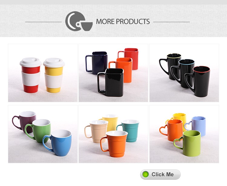 Color Changing Ceramic blank sublimation mugs