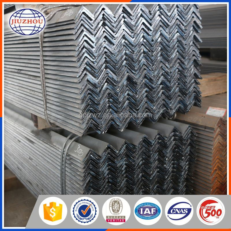 Hot Dip Galvanized Equal Steel Angle Price