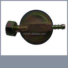 lpg gas regulator control valve