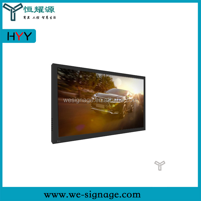 Wholesale wall-mounted Full HD <strong>Android</strong> Plastic housing Digital Signage LCD <strong>TV</strong>