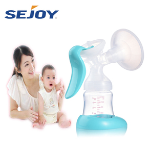 Baby Product Care Breast Pump Breast Milk Pump Feeding Bottle Silicone Manual Breast Pump