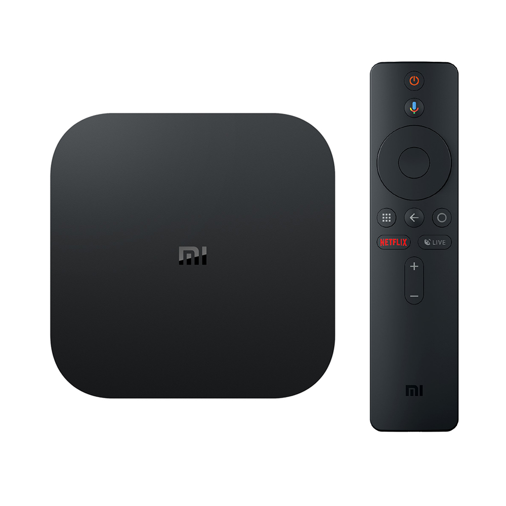 Original Global Xiaomi Mi TV Box S Top Box 4 Media <strong>Player</strong>
