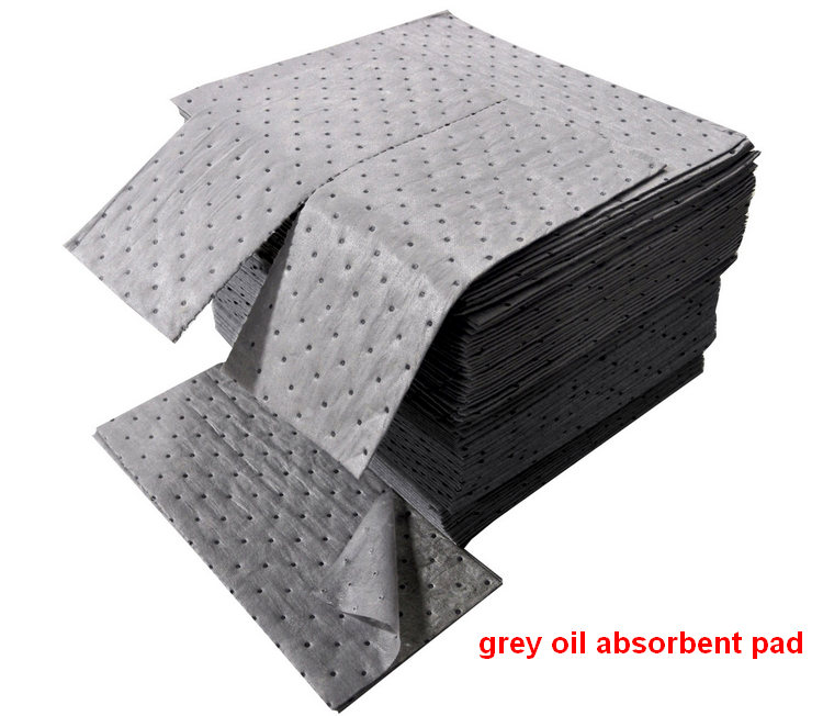 Recyclable 100% polypropylene Oil Absorbent pad For Oil Pollution Control