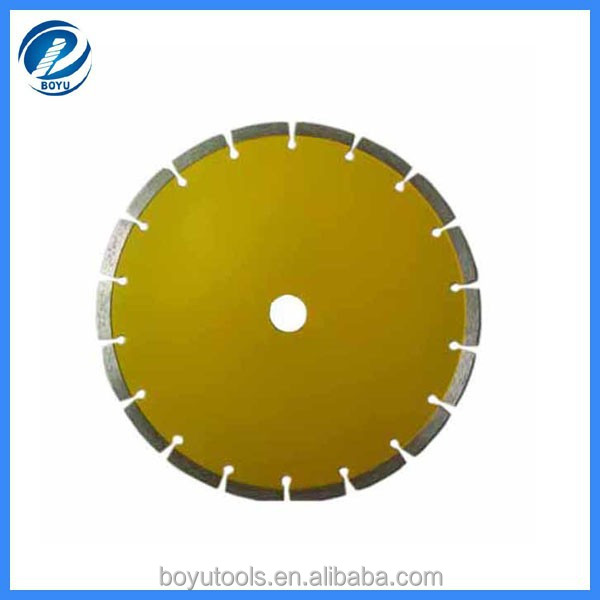 segment diamond saw blade for marble and granite