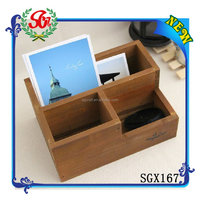 New designer Eco-friendly Decorative Wooden Box Storage