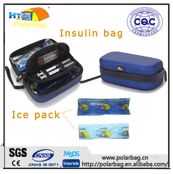 YBH-2113 Title 3.jpg  sc 1 st  Alibaba & Diabetes Travel Kit Cooling Case Wallet Keeps Insulin Cold For 10 ...