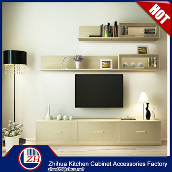 Hot Sale Wholesale Price Latest Modern Design Wooden Furniture Lcd Tv Stand