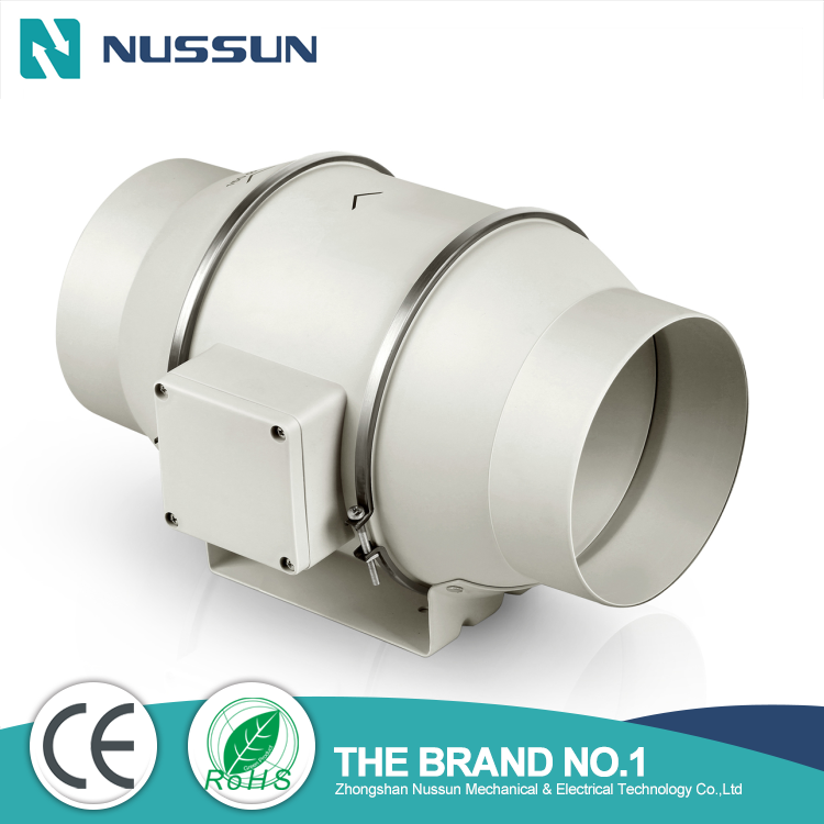 high quality ac dual inlet centrifugal blower 3 speed
