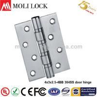304 Stainless Steel Door Hinges, Adjustable Sprint Two Way Door Hinge
