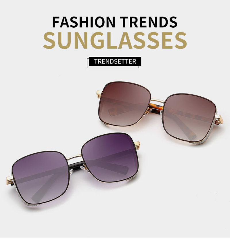Fuqian New oversized sunglasses womens manufacturers for racing-3