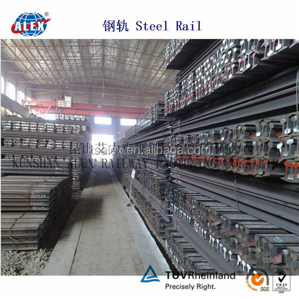 Rail/Used Rail Tracks for Sale/Used Rail in China