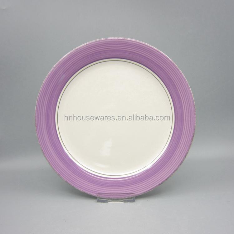Purple Charger Plates Wholesale Wholesale Charger Plate Suppliers - Alibaba & Purple Charger Plates Wholesale Wholesale Charger Plate Suppliers ...
