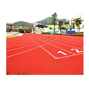 All Weather 13 Rubber Running Track Spray Coat System