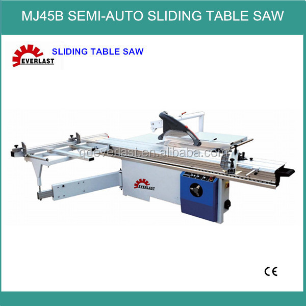 MJ45B Semi Automatic Sliding Table <strong>Saw</strong>