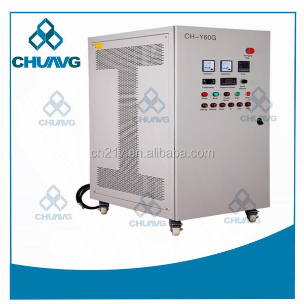 Air Purifier Parts Home Appliances Pinuslongaeva Ce Emc Lvd Fcc 5g/h Quartz Tube Type Ozone Generator Kit Ozone Sauna Spa Home Ozone Therapy