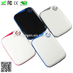 rechargeable royal hot sale power bank 5000mah made in china