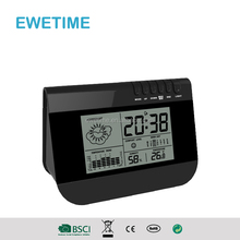YD8205E-2 Weather Station Wireless Temperature Monitor with Alarm Clock