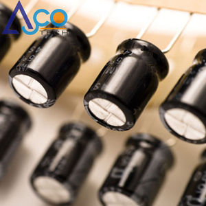 Aluminum Electrolytic Capacitors 50V 100V 400V 10000UF 100UF 14000UF types of multilayer ceramic capacitors Film Capacitor