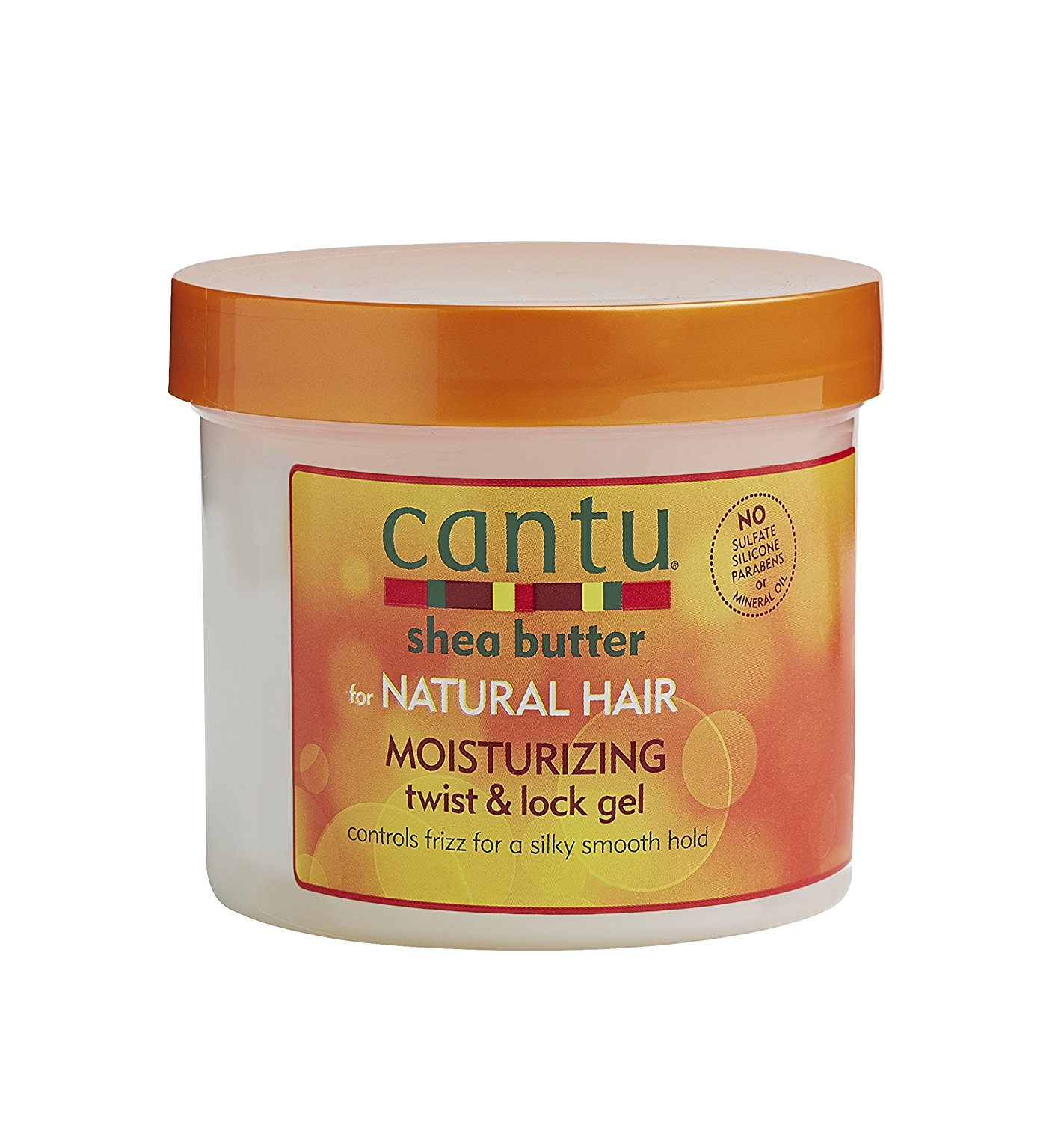 Cantu Shea Butter For Natural Hair Moisturizing Twist & Lock Gel, 13 Ounce