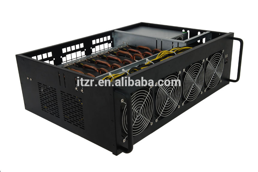 Motherboard for bitcoin mining case 6 8 GPU mining rig, Ethereum mining  case for antminer s9 D3 l3+, View BTC, Esonic Product Details from Shenzhen