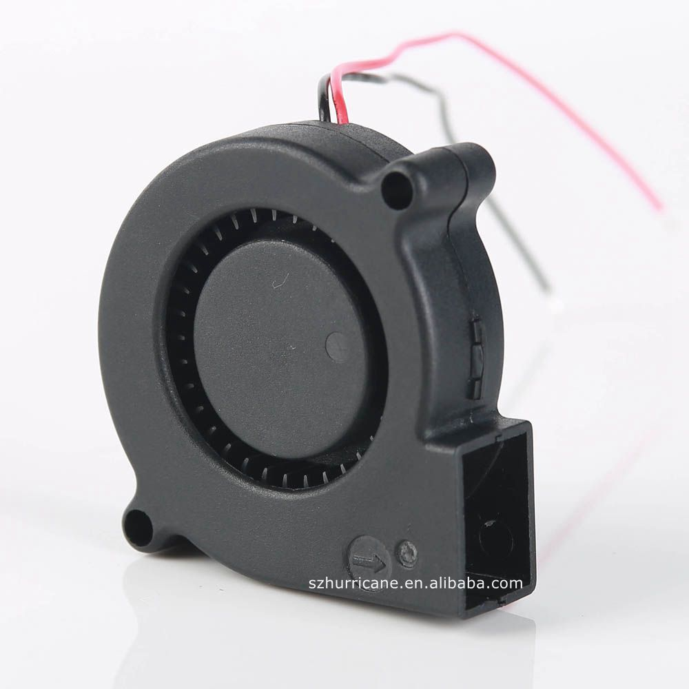 50mm brushless dc fan 12v mini air blowers fans