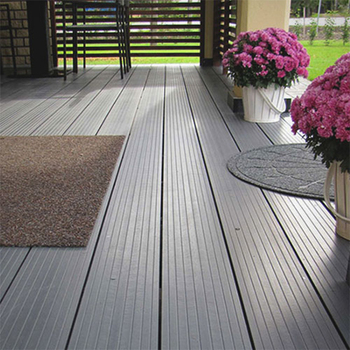 Chinese Oak Flooring Balcony Waterproof Outdoor Floor Covering