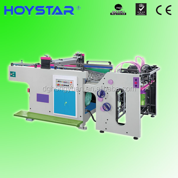 high speed full automatic vase silk screen printer with conveyor belt