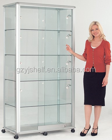 Wall Display Cabinets For Collectiblesboutique Store Fixtures - Display shelves collectibles wall shelves for collectibles display