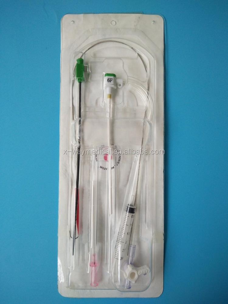 4 French Glide Catheter,9 7 French Catheter Introducer