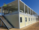 High quality two storeys new container house school building in low cost in Ghana