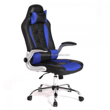 High Back Racing Car Style Bucket Seat Office Desk Chair Gaming