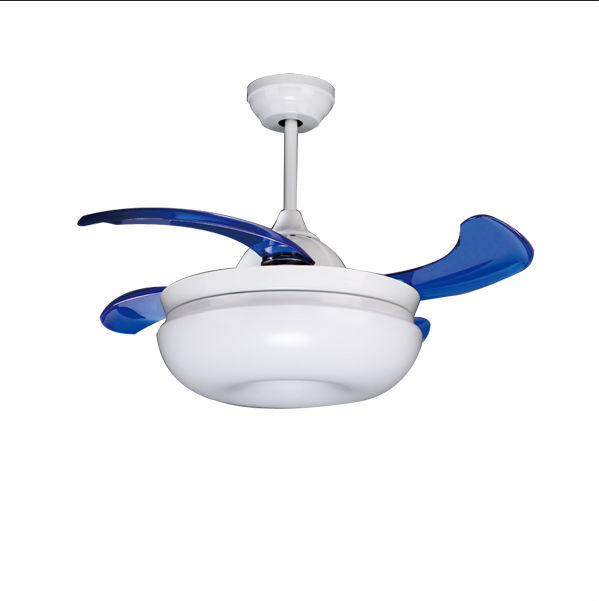 New Electrical Inventions 12v Kid Ceiling Fan With Led Lamp