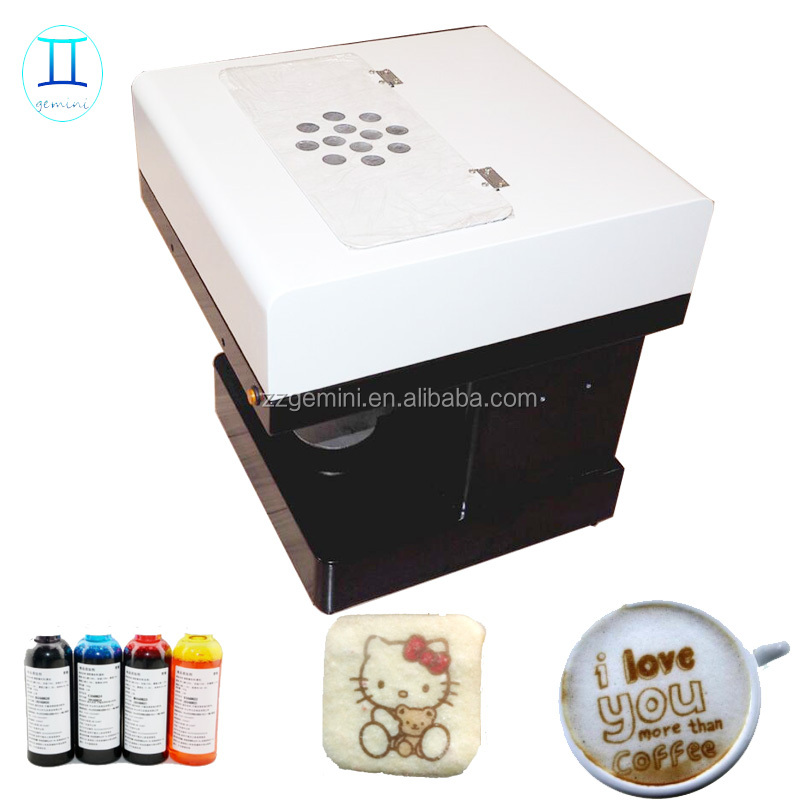 used 3d printer/selfie coffee printer machine with WIFI system