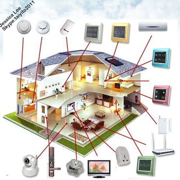 taiyito smart house system zigbee smart home automation system smart home system control buy. Black Bedroom Furniture Sets. Home Design Ideas