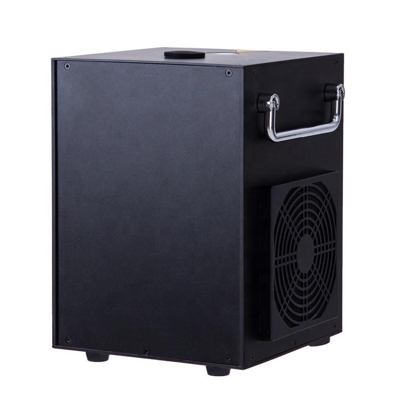 DMX cold spark machine indoor non-pyrotechnic sparkler fireworks machine smokeless smellless for wedding